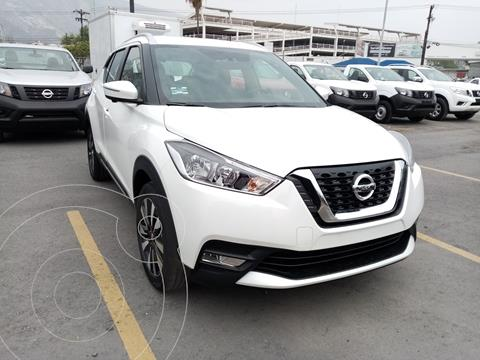 Nissan Kicks Exclusive Aut usado (2020) color Blanco precio $355,000