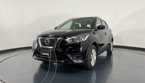 Nissan Kicks Sense usado (2017) color Negro precio $219,999