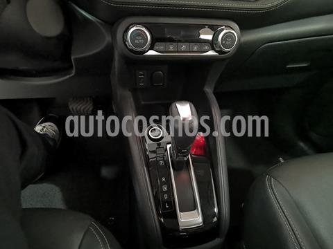 Nissan Kicks Exclusive Aut usado (2020) color Blanco Perla precio $399,000