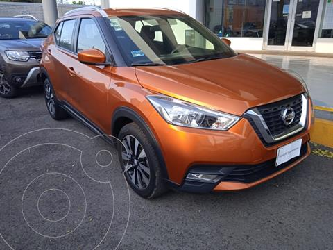 Nissan Kicks Advance Aut usado (2019) color Naranja Metalico precio $290,000