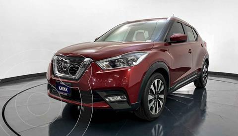 Nissan Kicks Advance Aut usado (2017) color Rojo precio $239,999