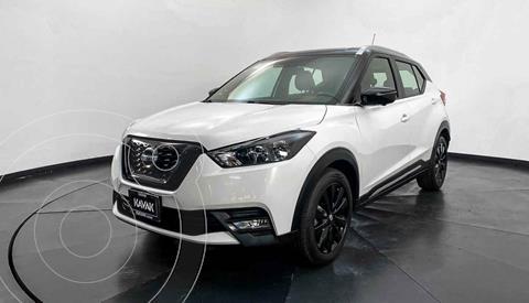 Nissan Kicks Exclusive Aut usado (2017) color Blanco precio $317,999