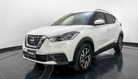 Nissan Kicks Exclusive Aut usado (2017) color Blanco precio $272,999
