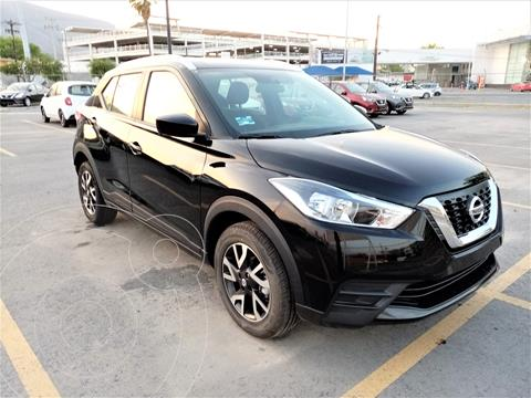 Nissan Kicks Sense usado (2020) color Negro precio $348,900