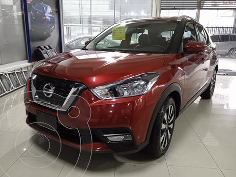Nissan Kicks Advance Aut usado (2020) color Rojo precio $394,900