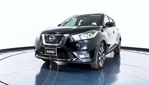 Nissan Kicks Advance Aut usado (2017) color Blanco precio $275,999