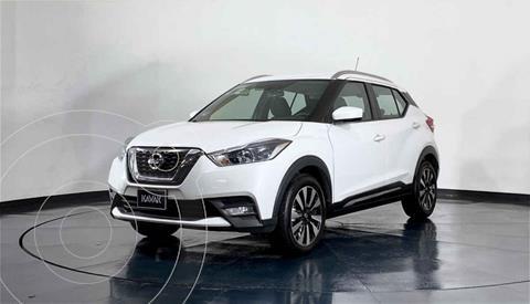 Nissan Kicks Advance Aut usado (2020) color Blanco precio $349,999