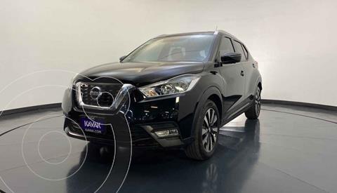 Nissan Kicks Exclusive Aut usado (2017) color Negro precio $269,999