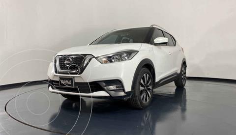 Nissan Kicks Advance Aut usado (2017) color Blanco precio $264,999