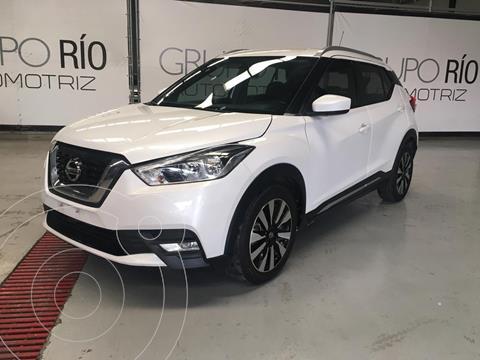 Nissan Kicks Advance Aut usado (2018) color Blanco precio $259,000