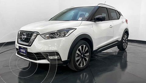 Nissan Kicks Exclusive Aut usado (2017) color Blanco precio $289,999