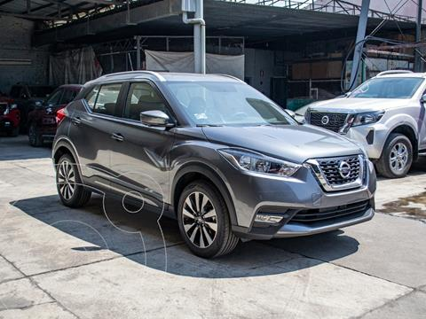 Nissan Kicks Exclusive Aut usado (2020) color Gris Oscuro precio $375,000