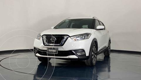 Nissan Kicks Advance Aut usado (2018) color Blanco precio $294,999