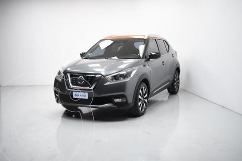 Nissan Kicks Exclusive Aut usado (2017) color Gris precio $249,480