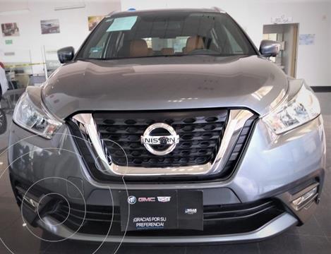 Nissan Kicks Exclusive Aut usado (2019) color Gris precio $298,000