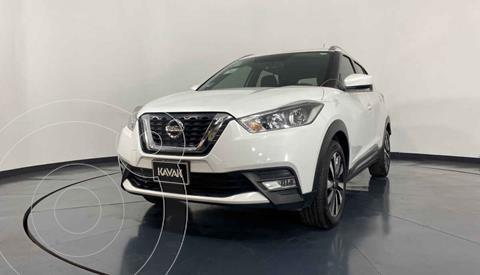 Nissan Kicks Advance Aut usado (2019) color Blanco precio $299,999