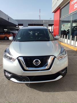 Nissan Kicks Advance  usado (2018) color Plata Dorado precio $260,000