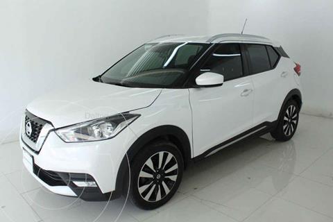 Nissan Kicks Advance Aut usado (2019) color Blanco precio $329,000
