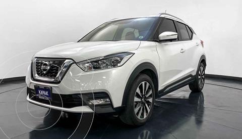 Nissan Kicks Exclusive Aut usado (2017) color Blanco precio $297,999