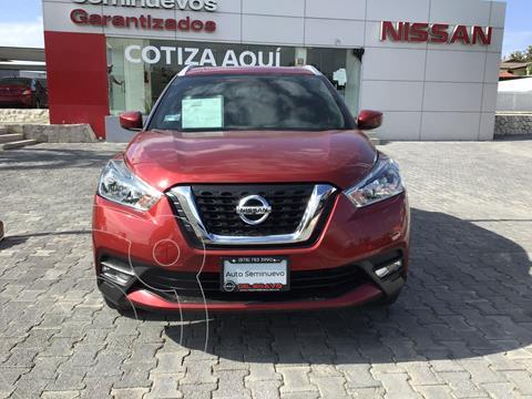 Nissan Kicks Advance usado (2020) color Rojo precio $320,000