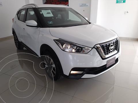 Nissan Kicks Advance Aut usado (2020) color Blanco Perla precio $310,000