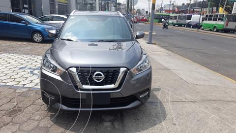 Nissan Kicks Advance usado (2017) color Gris precio $252,000