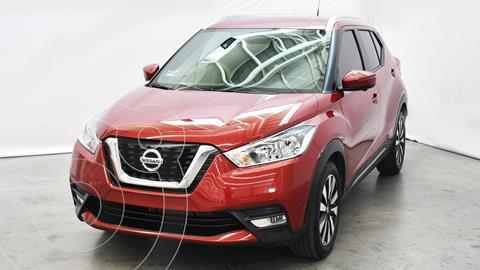 Nissan Kicks Exclusive Aut usado (2019) color Rojo precio $295,000