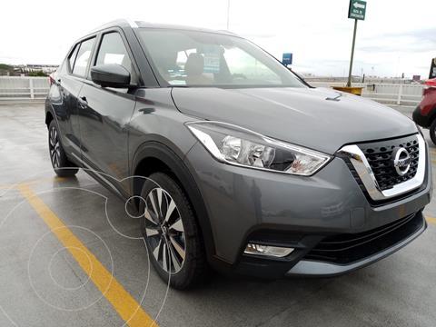 Nissan Kicks Exclusive Aut usado (2020) color Gris Oscuro precio $355,000