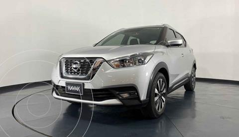 Nissan Kicks Advance Aut usado (2017) color Plata precio $267,999