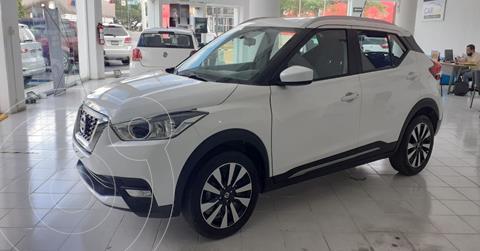Nissan Kicks Advance Aut usado (2020) color Blanco precio $264,900