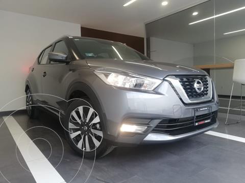 Nissan Kicks Exclusive Aut usado (2020) color Gris Oxford precio $359,800