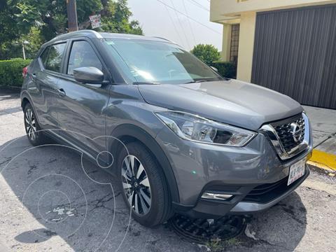 Nissan Kicks Advance Aut usado (2019) color Gris Oxford precio $320,000