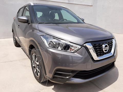 Nissan Kicks Sense usado (2019) color Gris precio $280,900