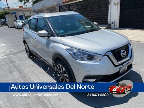 Nissan Kicks Advance Aut usado (2020) color Plata precio $295,000