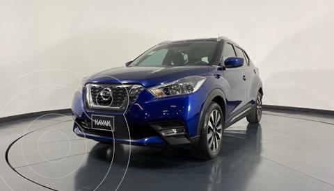 Nissan Kicks Advance Aut usado (2017) color Azul precio $262,999
