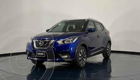 Nissan Kicks Advance Aut usado (2017) color Azul precio $264,999