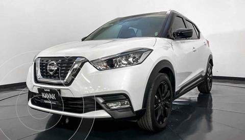 Nissan Kicks Exclusive Aut usado (2019) color Blanco precio $324,999