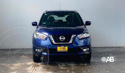 foto Nissan Kicks Exclusive Aut usado (2020) color Azul Marino precio $373,900
