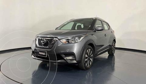 Nissan Kicks Exclusive Aut usado (2017) color Gris precio $279,999