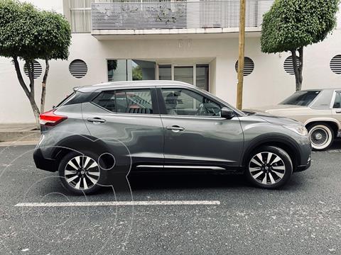 Nissan Kicks Exclusive Aut usado (2017) color Gris Oxford precio $230,000