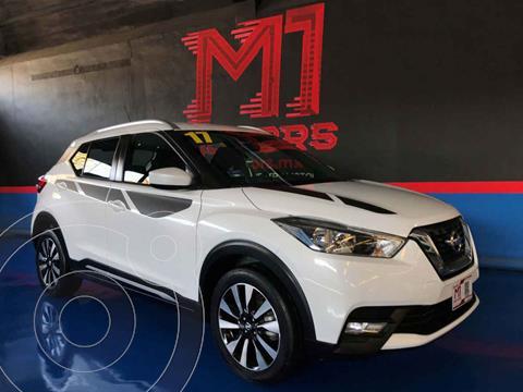 foto Nissan Kicks Advance Aut usado (2017) color Blanco precio $235,000