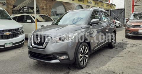 Nissan Kicks Advance Aut usado (2020) color Gris precio $269,900