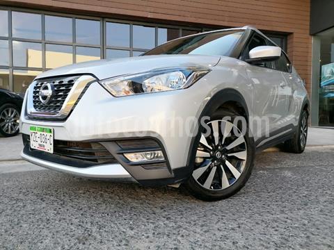 Nissan Kicks Advance Aut usado (2020) color Plata precio $285,000