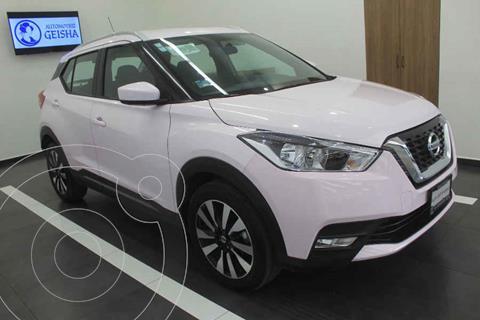 Nissan Kicks Advance Aut usado (2020) color Blanco precio $339,000