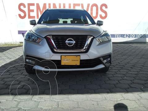 Nissan Kicks Advance usado (2018) color Plata Dorado precio $275,000