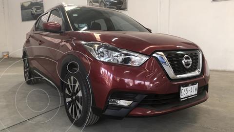 Nissan Kicks Advance Aut usado (2018) color Rojo precio $237,000
