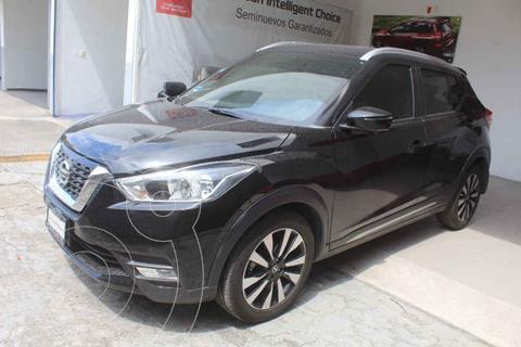 Nissan Kicks Exclusive Aut usado (2017) color Negro precio $289,000