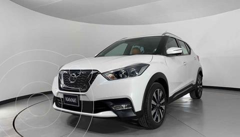 Nissan Kicks Exclusive Aut usado (2017) color Blanco precio $267,999