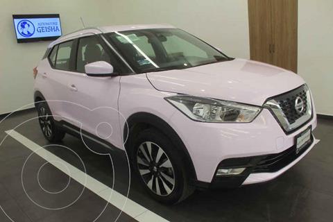 Nissan Kicks Advance Aut usado (2019) color Blanco precio $319,000