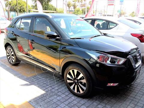 Nissan Kicks Exclusive Aut usado (2019) color Negro precio $340,000